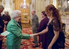 Storytellers at Buckingham Palace